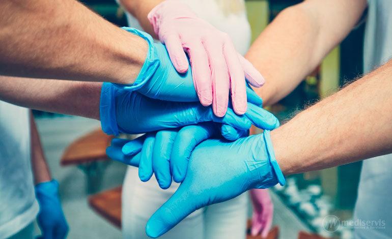mediservis trabajo en equipo